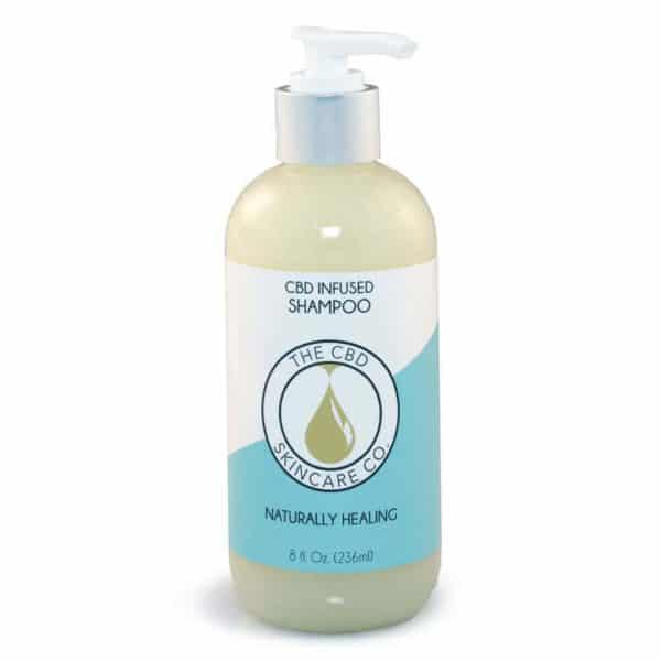 cbd infused shampoo