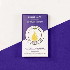 purple haze body bar